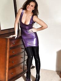 ania purple black