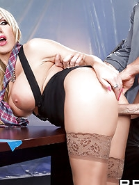 Nikki Benz Pictures in Full Dis-Clothe-Her