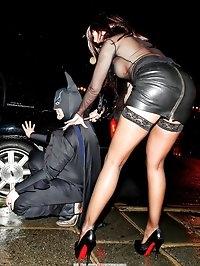 Even Batman is just a slave