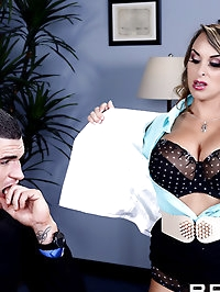 Holly Halston Pictures in I'm the Boss Now, Bitch