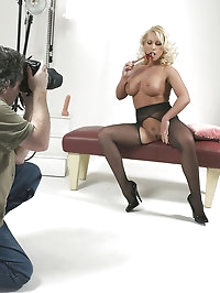Getting off during my dildo catalogue shoot
