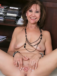 Naughty Secretary Lynn