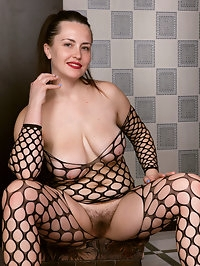 Animee Fishnet Bodystocking