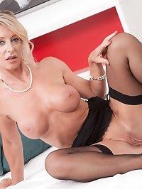 Private Brings you MILF Marina in her first interracial