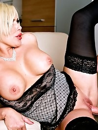 Big Tit Blonde Aaliyah Loves To Suck Cum Out Of Hard Cocks