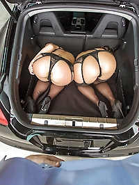 Jada Stevens, Sheena Shaw Pictures in Junk in the Trunk