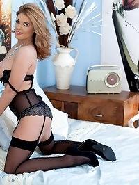 Kelly Mcgregor in Diamond Perfection P1
