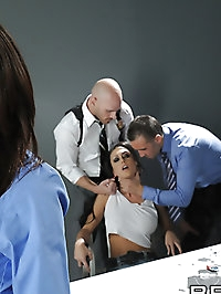Jessica Jaymes, Kirsten Price Pictures in To Live and Fuck..