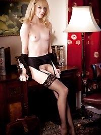Joceline in Enlightened Nudes