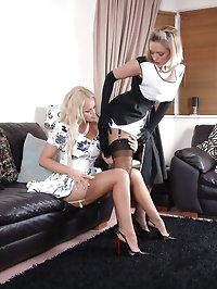 Lucy Zara and Frankie