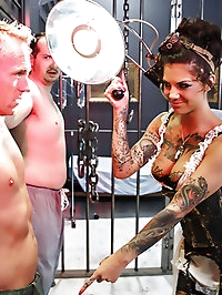 Bonnie Rotten Pictures in Dr. Rotten's Erotic Experiments