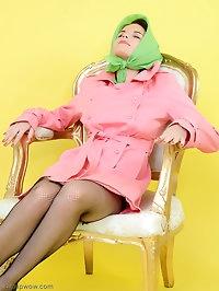 Naughty Chair Revelations starring Mia