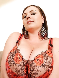 Hot Marille takes off her lingerie