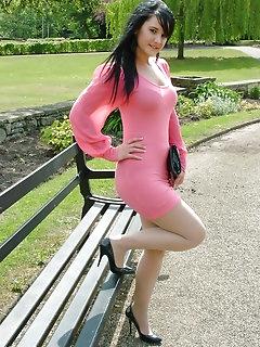 Horny Stockings Pics