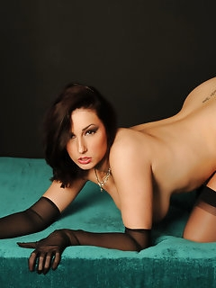 Stunning Stockings Pics
