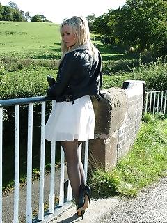 Beautiful Stockings Pics