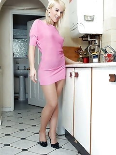 Kitchen Stockings Pics