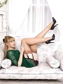 Dress Stockings Pics
