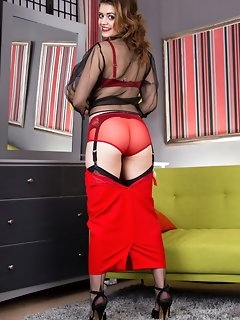 Retro Stockings Pics