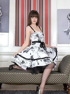 Fashioned Stockings Pics