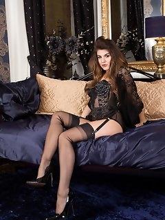 Bra Stockings Pics