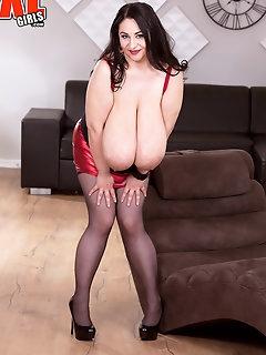 Girls Stockings Pics