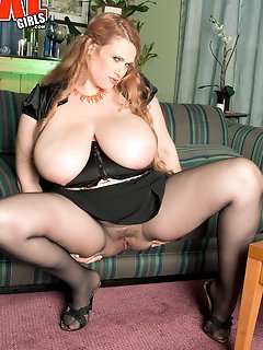 BBW Stockings Pics