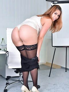 Business Stockings Pics