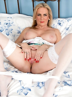 British Stockings Pics