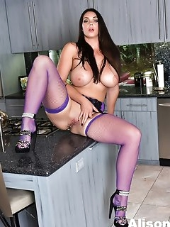 Kitchen Stockings Pics