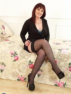 British Stockings Pics