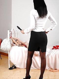 Bondage Stockings Pics