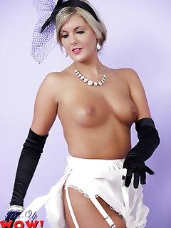 Dress Stockings Pics