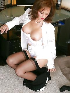 Amazing Stockings Pics