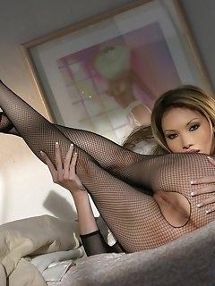 Pussy Stockings Pics