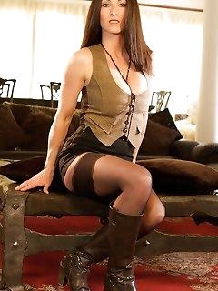 Boots Stockings Pics