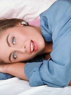 Bedroom Stockings Pics