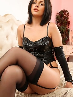 Latex Stockings Pics