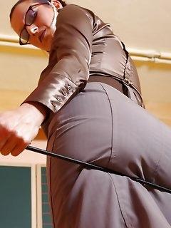 Uniform Stockings Pics