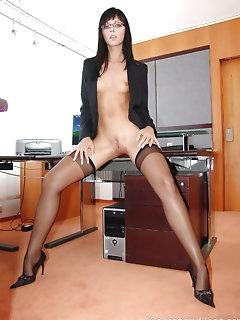 High Heels Stockings Pics