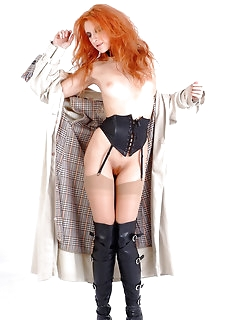 Leather Stockings Pics