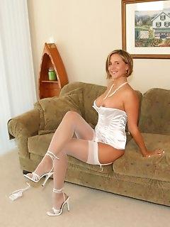 Corset Stockings Pics