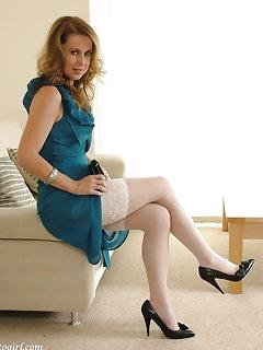 Legs Stockings Pics